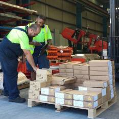 CHECKING GOODS AND SUPPLIERS